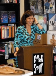 Reading at Book Soup
