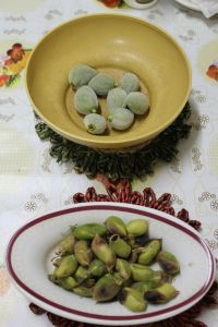 Hameli & Green Almonds