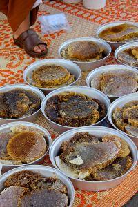 Honeycombs at Abha Souq